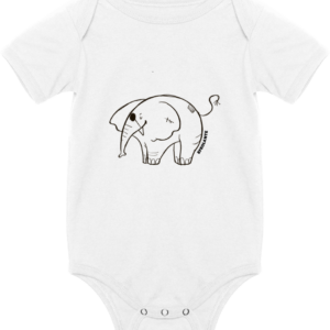 Body Bebé Elefeonte