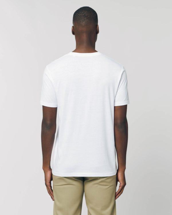 camiseta blanca para chico