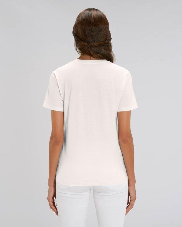 camiseta ceñida personalizabe para chica