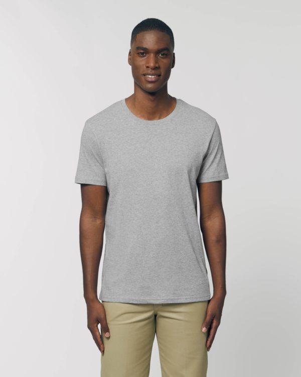 camiseta gris unisex
