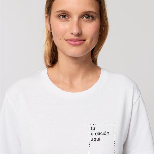 camiseta personalizable para chica