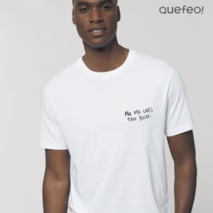 """Camiseta unisex """"No me caes tan bien"""""""
