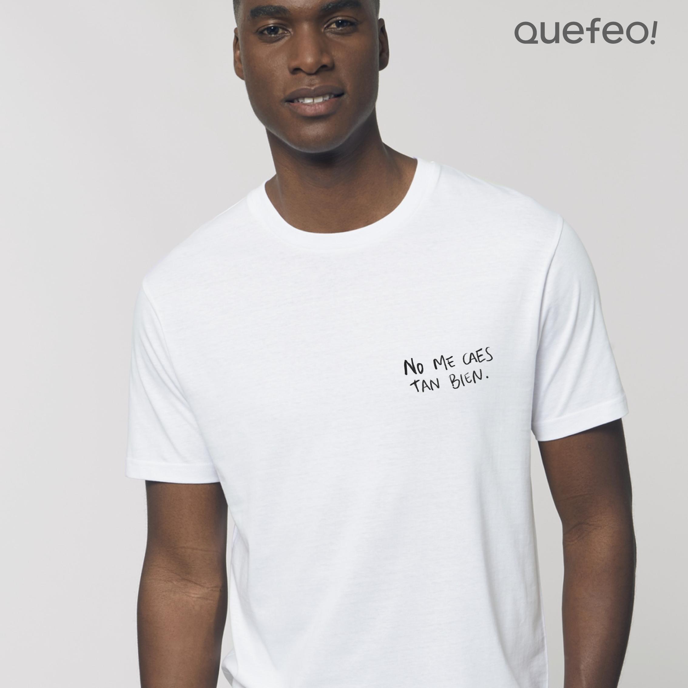 camiseta con mensaje unisex