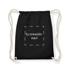mochila de cordones personalizable